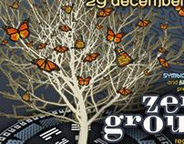 Zero Ground : Event Flyer