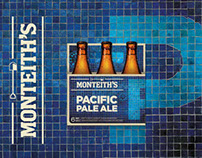 Monteiths Craft Beer Packaging