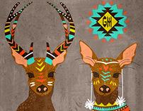 Deer CH