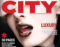 Cover of CITY Magazine