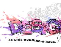 Design is like...