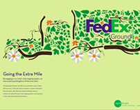 FedEx EarthSmart Campaign