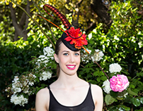 Melissa Richards Millinery Collection