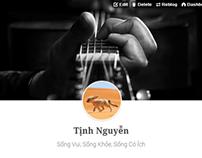 Tinh.im - My Tumblr Theme
