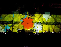 Encorp Strand  Urban Oasis 3D Projection Mapping