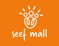 Seef Mall Rebrand