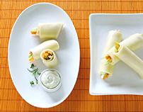 Advertising & Food Styling. (La Serenísima & Terma)