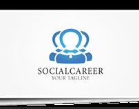 SocialCareer Logo