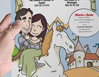 Matrimonio Alberto e Paola