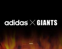 adidas x giants
