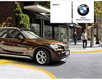 Mailer : Experiental Scroller Mailer - BMW SA