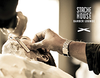 Stache House Barber Lounge