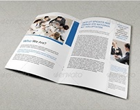 Bifold Brochure for Business-10 Pages