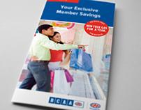 BCAA Assorted Brochures