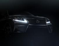 Lexus RX F SPORT | AD UNIT