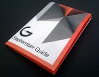 Glad Cafe listings Brochure