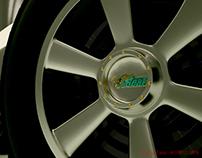 Rally Car Toy - Pantano Beat