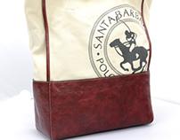 Santa Barbara Polo & Racquet Club - Canvas Bag