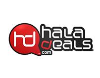 Hala Deals | Branding