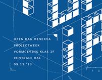 Poster projectweek Minerva