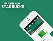 Starbucks App Renewal