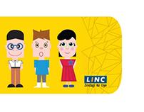 Pencil Box Design for Linc