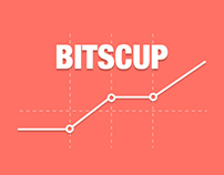 Bitscup landing pages