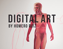 Digital Art Feed