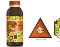 Branding  |  t-bird's tea