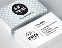 Maeda Imóveis - Branding 1