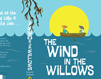 Penguin Competition Wind in Willows Book Cover