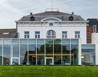 'Mijn Huis' Harelbeke by Goedefroo Architecten