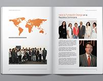Memorias Fundación Orange