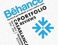 Behance Portfolio Reviews #2 (Casablanca) | Event