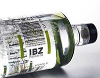 IBZ Premium Gin spirit