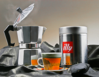 Illy Advertising