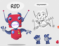 Learn to read with Pip | Character Design