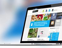 Antyapps - blog platform