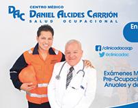 Campaña DAC - Salud Ocupacional - 2013
