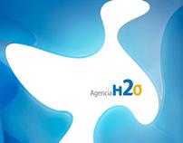 Projeto pasta encarte Agência H2O