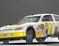 DIGITAL SIGNAGE: NASCAR Grand Moment