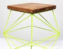 Butaco ESCALENO/ ESCALENO stool 2013