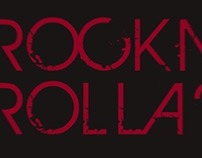 Kinetic typography movie 'Rocknrolla'