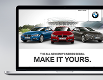 BMW – Make it yours.