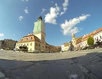 October in Brasov