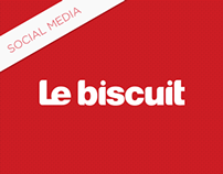 Le Biscuit | Social Media