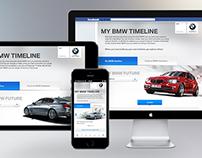 My BMW timeline