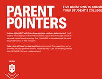 Parent Pojnters - an interactive questionnaire