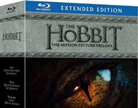 The Hobbit Extended Edition blu-ray box – unofficial