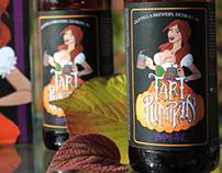 Tart Pumpkin Beer Logo